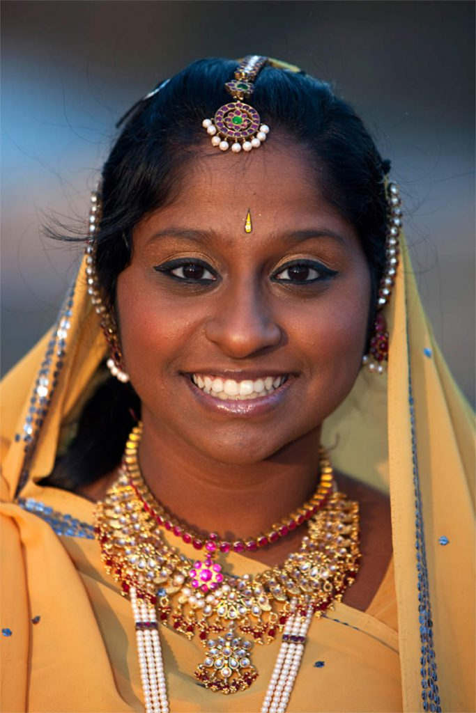 Thachil Liya, 27, računovođa, porijeklom iz Indije, Central Park