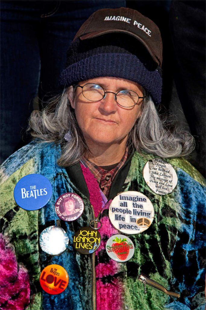 Amanda Taylor, 58, spisateljica, porijeklom iz Kanade, Central Park