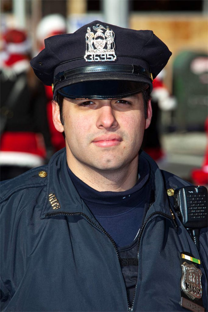 Alejandro Madrid, 41, policajac, porijeklom iz Venezuele, Queens