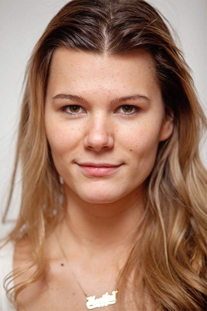 Monika Wilson, 23, manekenka, porijeklom iz Hrvatske, Astoria