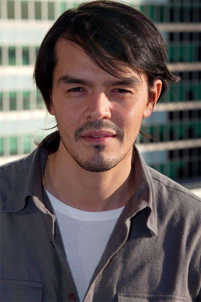 Dyami (Eagle) Allen, 28, zdravstveni tehničar, porijeklom Indijanac (Navajo), Lower Manhattan