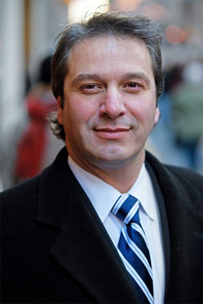 David A.Chaves, 48, FBI specijalni agent, porijeklom iz New Yorka, Wall Street