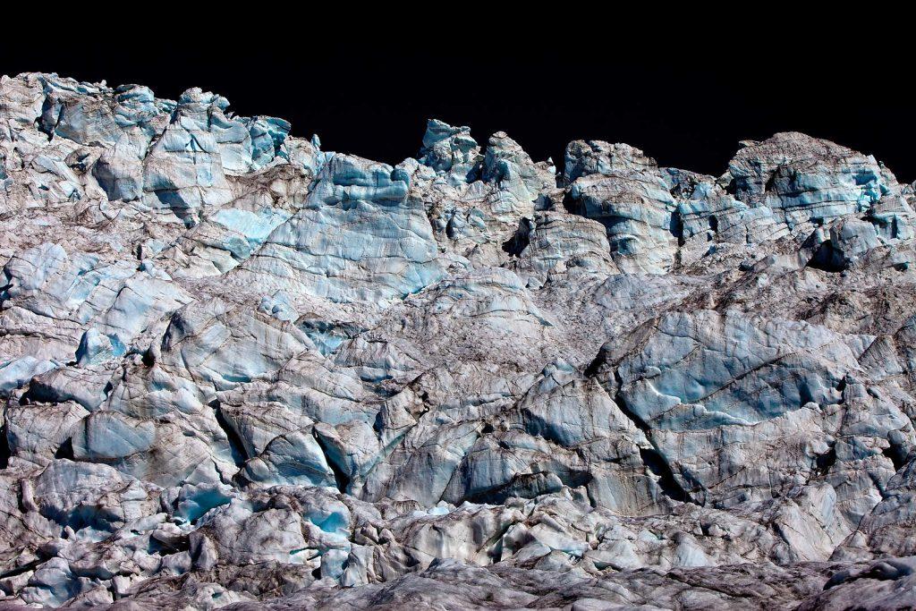 Icefall, Seracs.