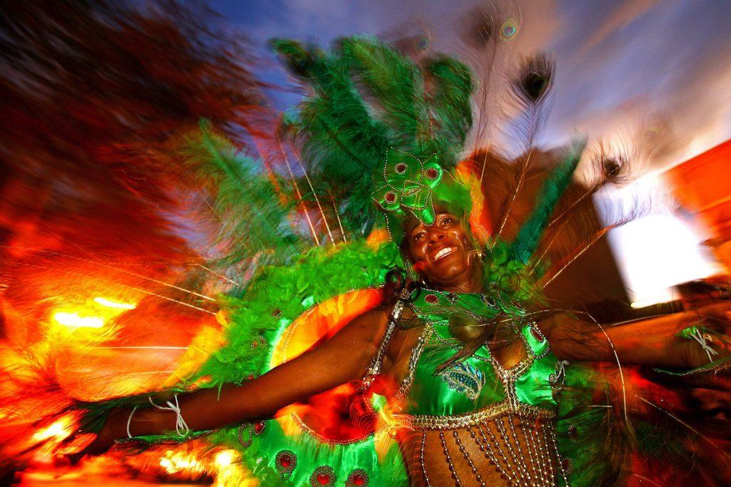 Karneval na Zelenortskim otocima – maloj otočnoj državi u Atlantiku - smatra se najluđim karnevalom u Africi.