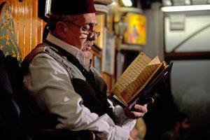 The last hakawati - professional storyteller