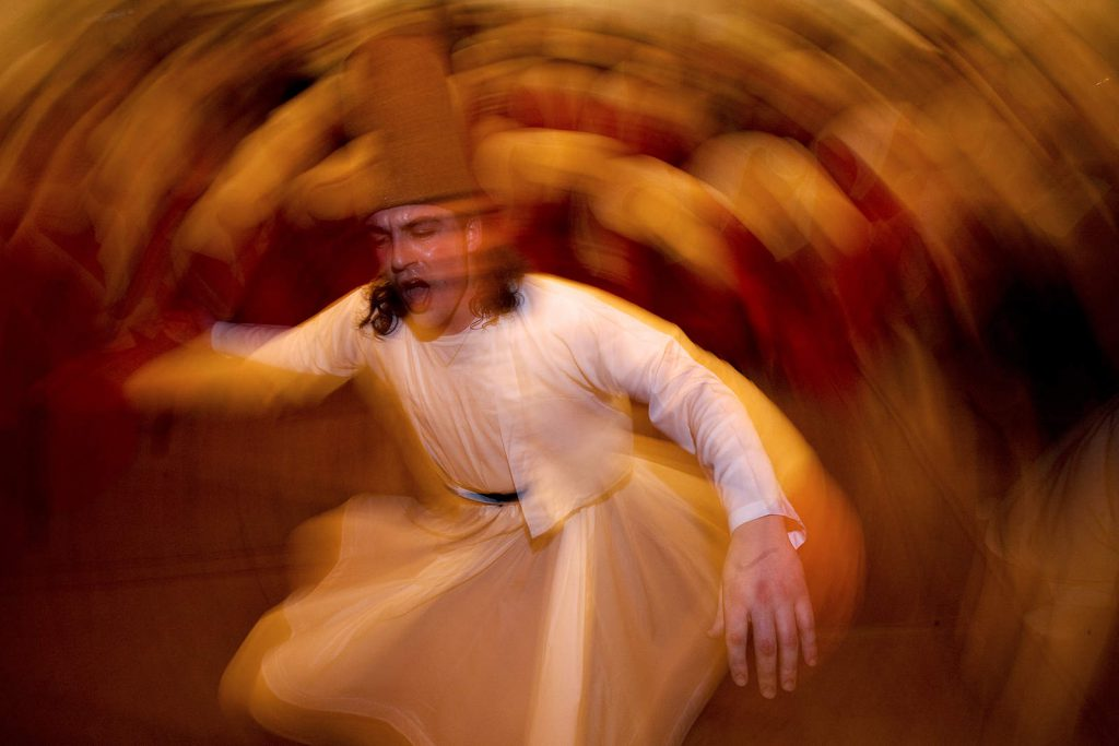 Sufism - an Islamic spiritual science, the mystical dimension of Islam - has been present in the Balkan for six centuries.