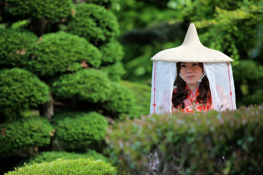 Kumano Kodo je splet hodočasničkih ruta na poluotoku Kii, nedaleko od Kyota.