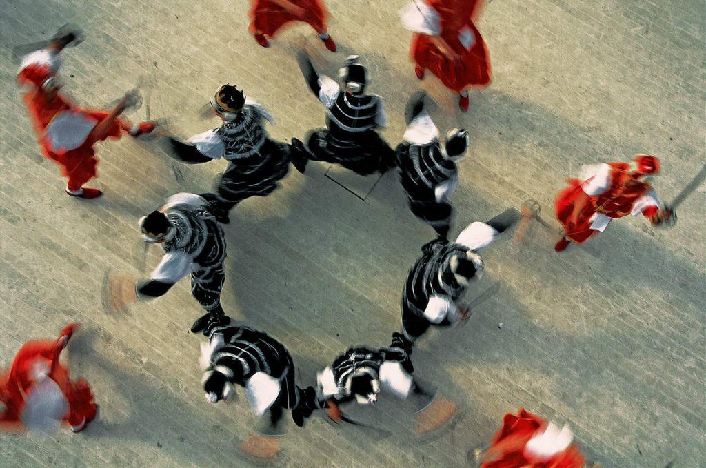 Moreška je posljednji autentični mačevalački ples Mediterana