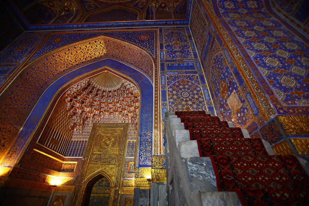 Tilha-kari džamija u Bukhari
