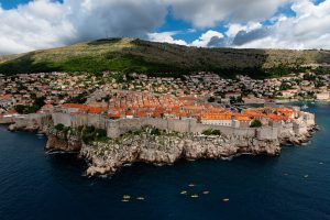 Croatia, Walls of Dubrovnik