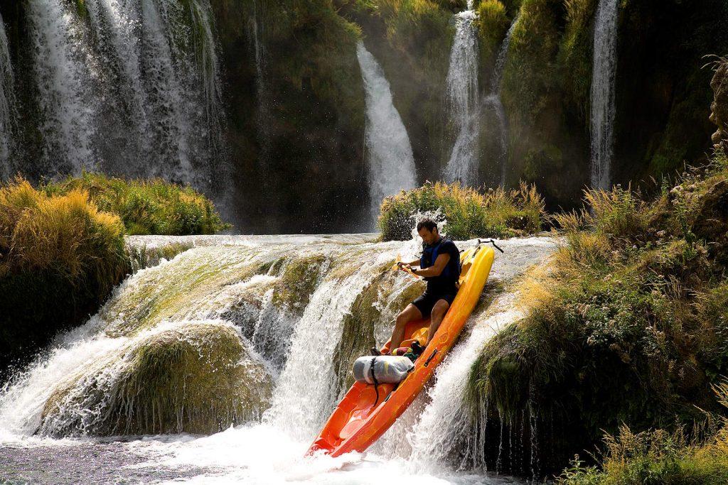 Zrmanja je jedna od najljepših hrvatskih rijeka.