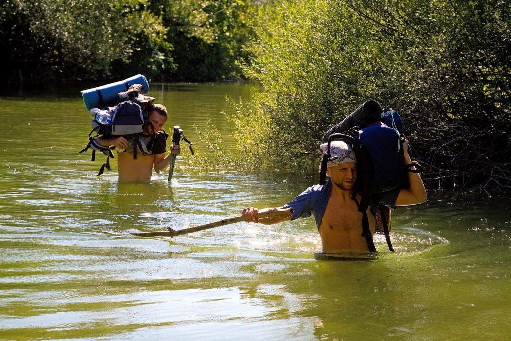 Pratili smo je od izvora do ušća, a prvi dio koji nije plovan morali smo proći pješice.