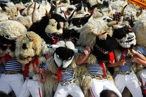 Ancient carnival customs in Croatia have been the most traditional in Kastavština, an area around Rijeka.
