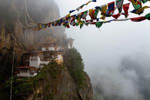Bhutan - The Taktsang goemba